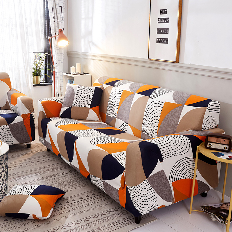 Slipcovers Sofa cover all inclusive slip resistant sectional elastic full Couch Cover sofa Towel Single Two