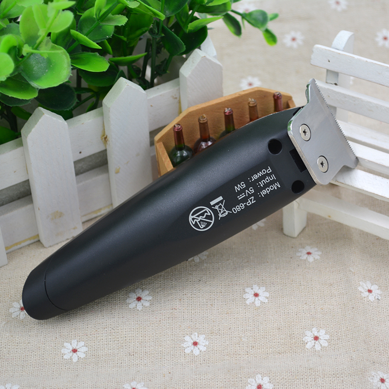Image 5 - 100 240V professional Hair Trimmer Electric Hair Clipper For Men Beard Trimmer hair cutter Barber Cordless haircut machine 0 mm-in Hair Trimmers from Home Appliances