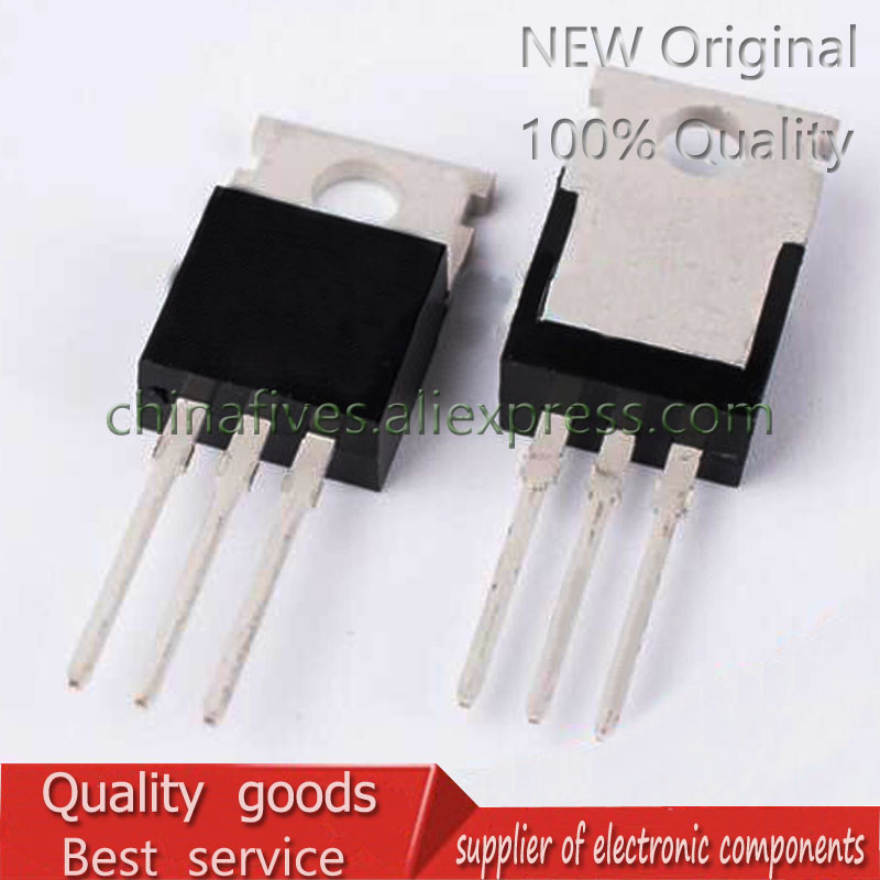 1pcs/lot IRF510 IRF520 IRF540 IRF640 IRF730 IRF740 IRF840 LM317T IRF3205 Transistor TO220 IRF840PBF IRF510PBF IRF520PBF In Stock
