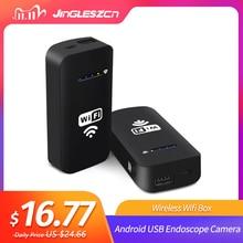Drahtlose Wifi Box Für Android USB Endoskop Kamera USB Schlange Inspektion Kamera Unterstützung IOS Android PC WiFi Endoskop