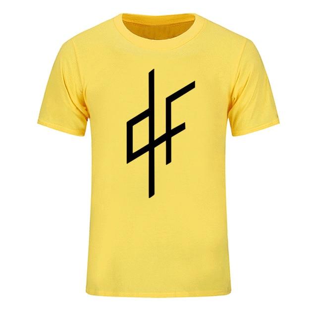 Qlf PNL T Shirt Trap Rap Mode Paris Ecriture Short Sleeve Cotton Tee Shirt