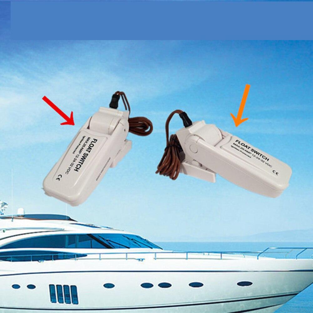 Interrupteurs à flotteur automatique de cale LG-1006B 12-24-32VDC 20Amp contrôle de niveau d'eau interrupteur flottant pompe à courant continu commutateurs automatiques pièces d'auto - 5