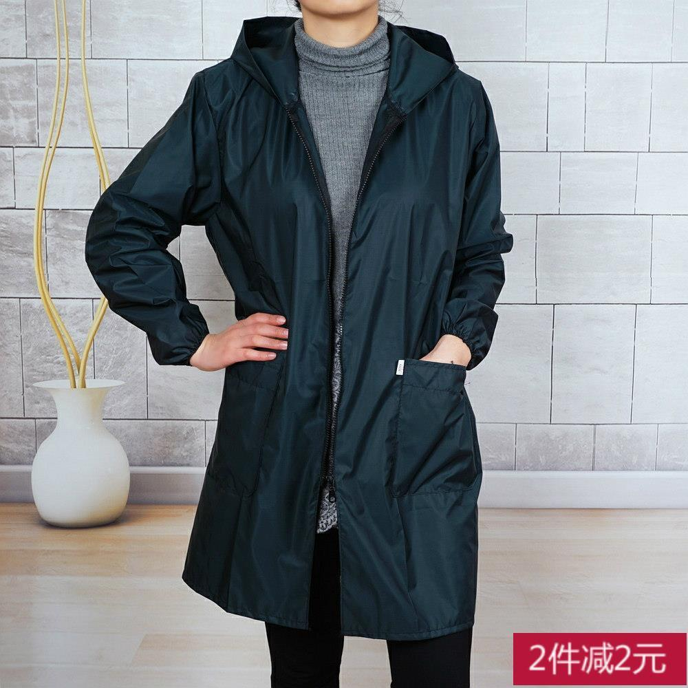 Pet Groomers Waterproof And Breathable Anti Wool Work Clothes 2018 Men Fashion Zipper Overclothes Adult Mild Waterproof