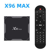 X96 Max Smart Android TV Box Android 8.1 9.0 Amlogic S905X2 Quad Core 4GB 32GB 64GB 2.4G&5GHz Wifi BT 1000M 4K Set top box