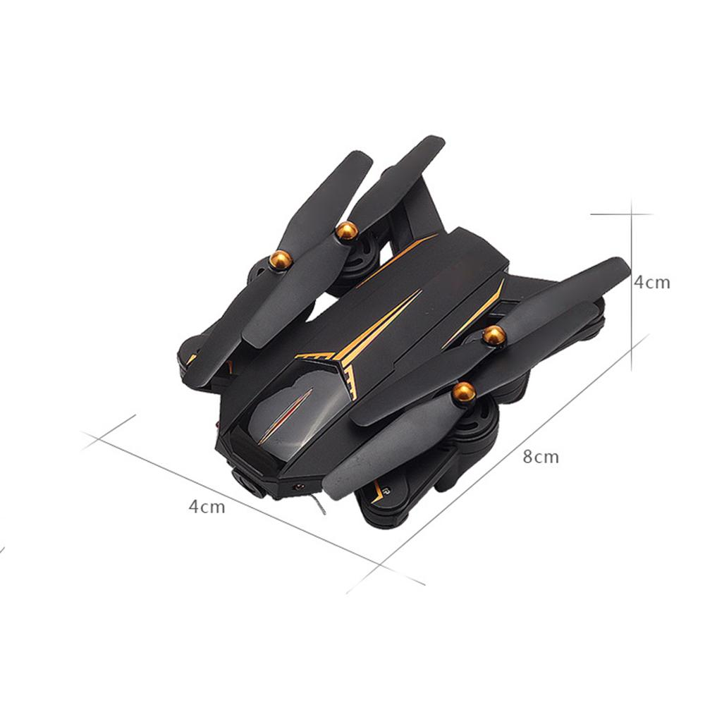 GPS around folding four axis UAV real time aerial photography drone model toys