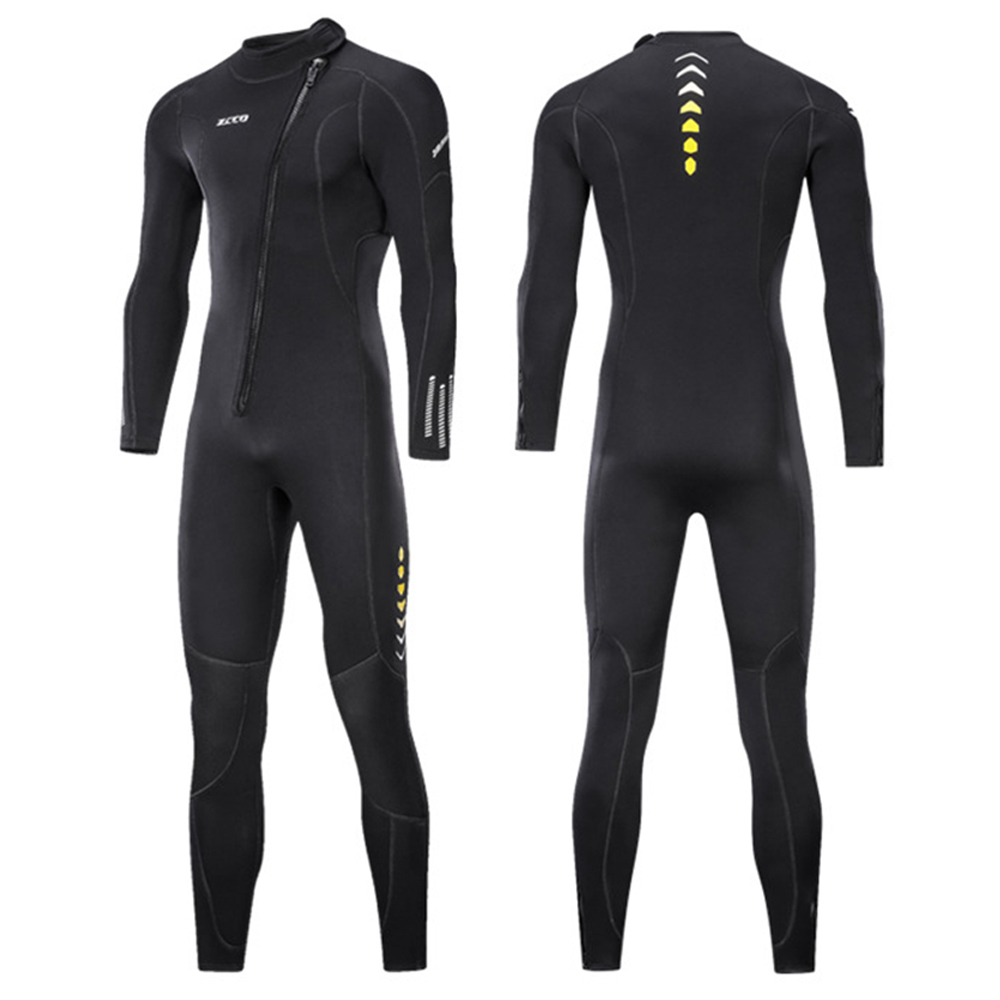 3MM Neoprene Wetsuit Men Surf Scuba Diving Suit Equipment Underwater Fishing Spearfishing Kitesurf Clothing Wet Suit Equipment