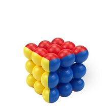 Детская развивающая игрушка в форме пирамиды кубик для соревнований