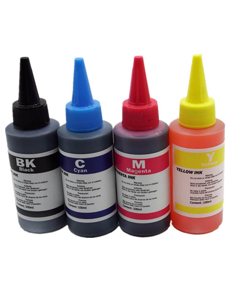 Набор чернил для многоразового струйного принтера Canon, Samsung, Lexmark, Epson, Dell, Brother