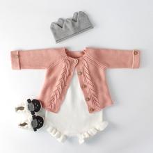 Chłopięce ubrania wiosna jesień dzianiny noworodka odzież dla niemowląt bawełna dziecko Romper dla chłopców dziewcząt Romper dziecko sweter dla dziewczynki tanie tanio COTTON Stałe Dla dzieci O-neck Pojedyncze piersi Pajacyki Dziecko dziewczyny Pełna ily00135 Pasuje prawda na wymiar weź swój normalny rozmiar
