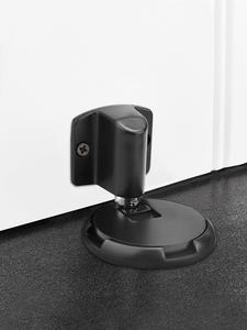 KAK Hardware Sticker Door-Holder Furniture-Door Mechanical-Door-Stop Heavy-Duty Non-Punch
