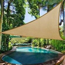 УФ-тент парус тент навес беседка влагостойкая водонепроницаемая палатка ткань 3-4 человек Кемпинг путешествия практичный коврик для кемпинга