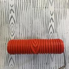 Decorative Paint Roller Pattern Embossing Texture Painting Tools for Wall Bedroom Rubber Airless Pintura Machine Brush EG300T