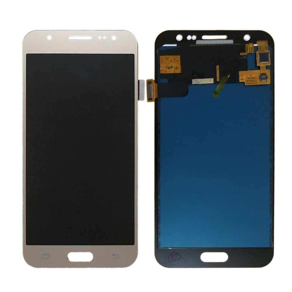 <font><b>J500</b></font> LCD For Samsung Galaxy <font><b>J5</b></font> 2015 J500F J500M J500G J500Y LCD Display Touch Screen Digitizer Assembly Can be adjust brightness image