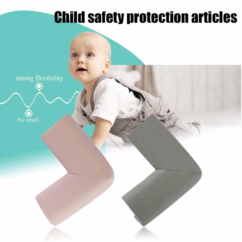 Praktyczny domowy stół bezpieczeństwa dla dziecka osłona biurka narożnik Super miękka osłona zmiękczająca Protect Pad akcesoria dla bezpieczeństwa dziecka