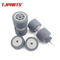 PA03575-K011 PA03575-K012 PA03575-K013 jogo de rolo do freio separador rolo da picareta borracha pneu para fujitsu fi-6400 fi-6800