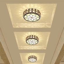 Moda kryształowe żyrandole sufitowe led energooszczędne lampy led okrągły kryształowy żyrandol salon oświetlenie led do pokoju lustre żyrandole oświetlenie tanie tanio TOMDA CN (pochodzenie) Klin Brak 110 v 120 v 130 v 220 v 230 v 240 v 260 v 110-240 v 90-260 v Shadeless Semiflush zamontować