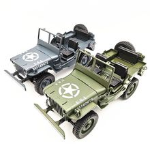 1:10 RC Car Q65 C606 2.4G 4WD Convertible Remote Control Light Jeep Four-Wheel Drive Off-Road Military Climbing Car Toy Kid Gift