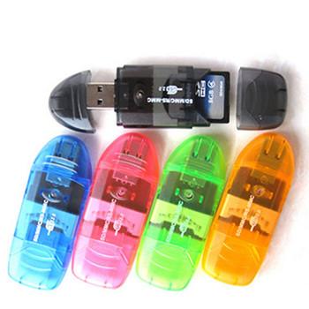 1 sztuk czytnik kart Sim USB pisarz kopiowanie Cloner zestaw kopii zapasowych czytnik kart SIM GSM CDMA telefon komórkowy SMS Backup tanie i dobre opinie Zewnętrzny CN (pochodzenie) Pojedyncze Karty SD Card reader