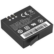 1x AZ16 1 AZ16 2 batterie de remplacement pour Xiaomi YI 4K 4K + Yi Lite YI 360 VR Action pas pour la Version découverte