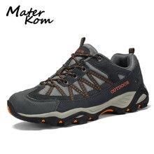 35-46 Couple Outdoor Trekking Shoes Men Breathable Wear-resi