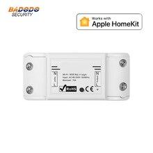เดี่ยวสมาร์ทรีเลย์โมดูลใช้งานร่วมกับApple HomeKitสำหรับหน้าแรกสมาร์ทควบคุม