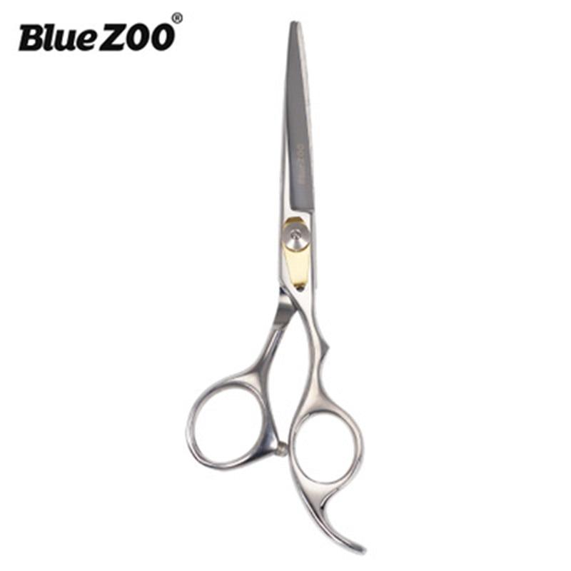 tesoura de cortar cabelo de aco inoxidavel barbeiro corte de cabelo bigode tesoura aparador de barba