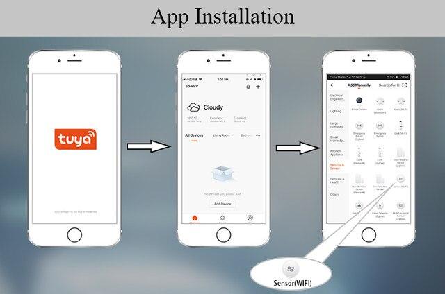12 Tuya One App installation