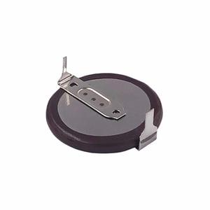 Image 2 - Batteria ricaricabile VL2020 con 2 Pin Orizzontale 180 Gradi Gambe del Tasto del Litio Della Moneta Delle Cellule del Batterie VL 2020 per A Distanza di BMW chiave