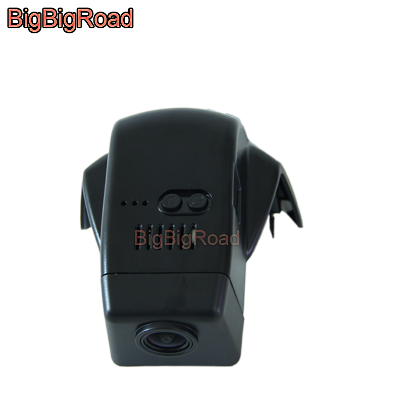 BigBigRoad For <font><b>Volvo</b></font> XC90 <font><b>XC</b></font> <font><b>90</b></font> 2015 2016 <font><b>2017</b></font> 2018 Wifi Car DVR Driving Video Recorder Dash Cam Camera FHD 1080P image