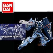 Original Japaness Gundam Model PB HG 1/144 AMX-018 HADES TODESRITTER Mobile Suit Kids Toys