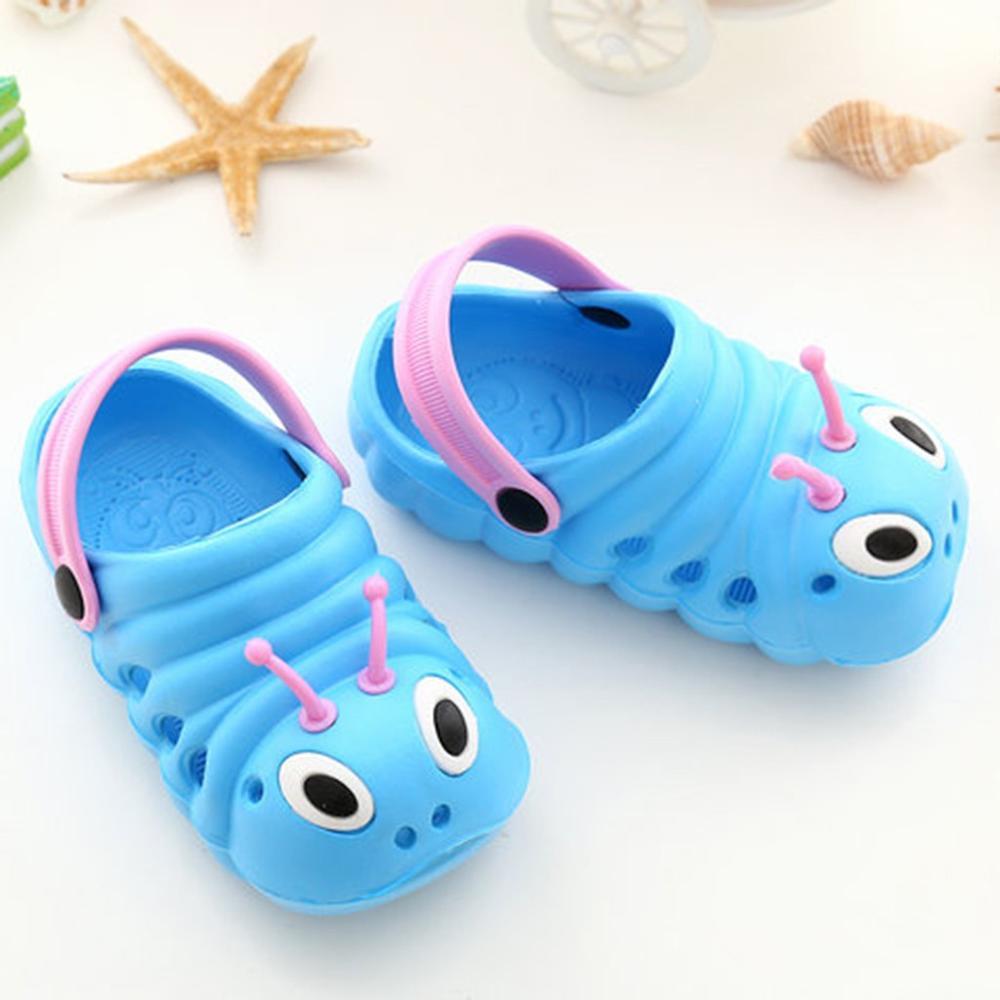 2020 Summer Baby Girl Sandals Beach Slippers Flip Shoes Cute Cartoon Toddler Baby Boy Shoes Waterproof Sandalias сандали детские 4