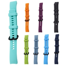 Silicone Wrist Strap for Huawei Honor Band 4 Standard Version Smart Wristband Sport Bracelet Band