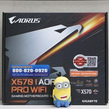 X570-I AORUS PRO WIFI motherboard +R7 3700X/R7 3800X/R9 3900X CPU motherboard+CPU set