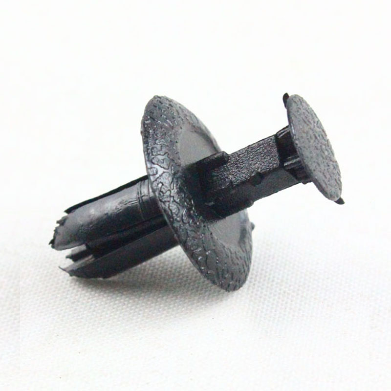 500x Car Plastic Push Type Fasteners Retainer Rivet For Mazda Accessories in Auto Fastener Clip from Automobiles Motorcycles
