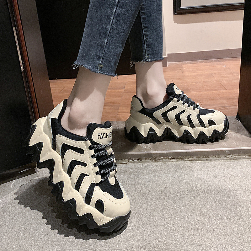 2020 New Women Shoes Casual Tenis Chunky Sneakers Luxury Shoes Woman Designer Basket Femme Fashion Sapato Feminino Dropshiping