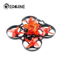 Poubelle Eachine TC75 75mm crazy ybee F4 PRO OSD 2S Whoop FPV Drone de course Caddx Eos2 caméra 25/200mW VTX VS HS120D XY4(China)