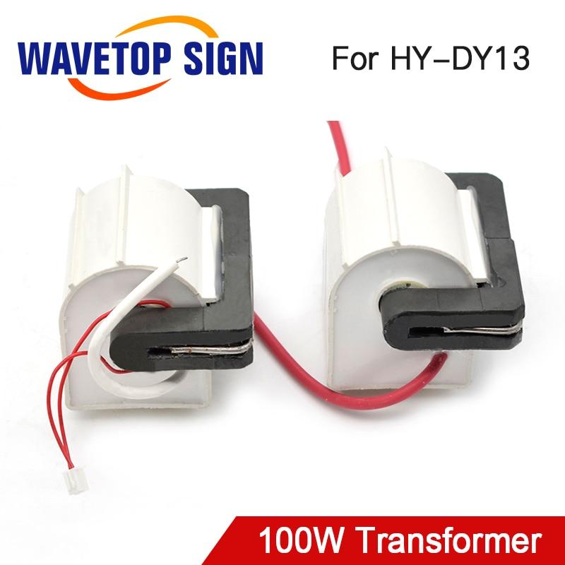 wavetopsign hy 80tc 3t 2 100 w alta tensao flyback transformador uso para reci laser fonte