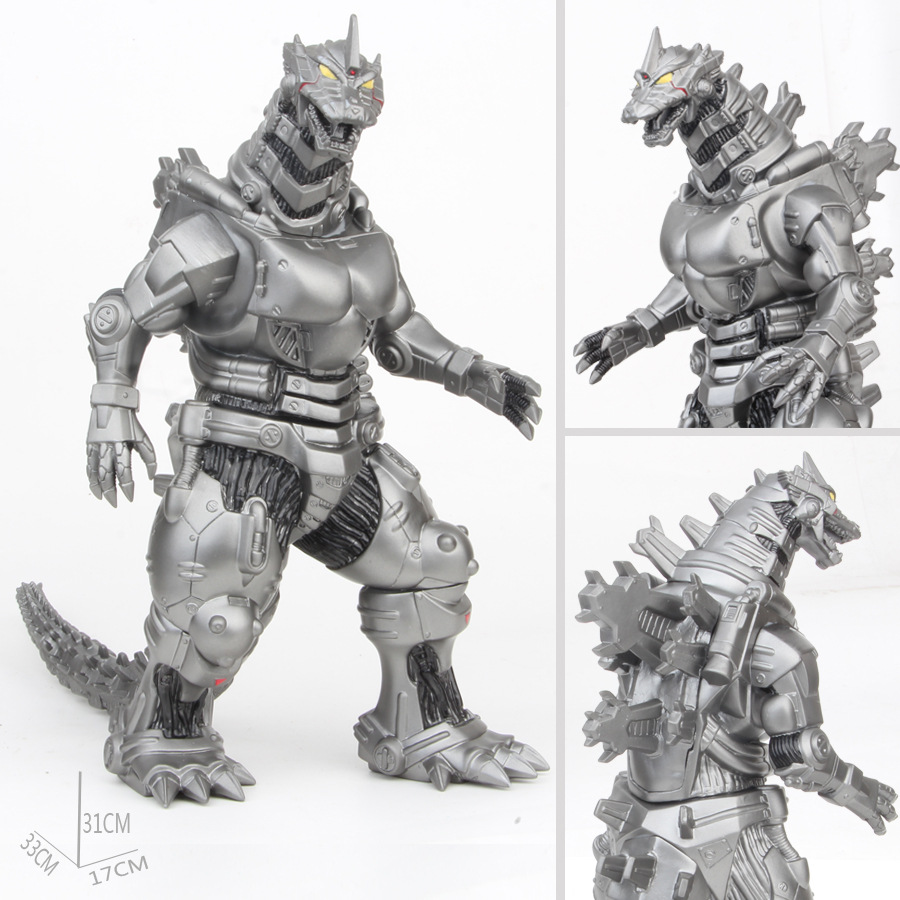Mecha Gojira Godzilla 34cm PVC Action Figure Collectible Model Collectible Toy Children Gift