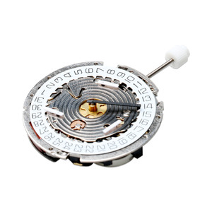 Image 3 - 1 個 ISA 8171/202 交換 8161 クォーツムーブメント日付で 4 腕時計ハンドワインディングムーブメント時間ディスプレイ修復ツール部品
