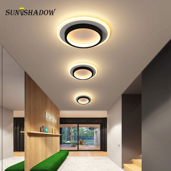 18w 20w Led Ceiling Light Square&Round Acrylic Modern Ceiling Lamp for Home Living room Bedroom Corridor Light Aisle Lamp Lustre modern led ceiling light for living room bedroom corridor aisle kitchen light balcony ceiling lamp corridor lamp fixtures