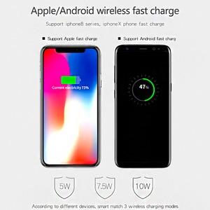 Image 4 - Mcdodo רכב צ י אלחוטי מטען עבור iPhone XR XS מקסימום 8 הכבידה מחזיק מהיר טעינה אלחוטי אוויר Vent הר עבור רכב טלפון מטען