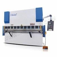 China NC Hydraulic Cylinder Press Brake Tools Bending Machine