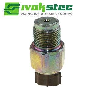 Image 2 - منظم مستشعر الضغط العالي لسكك الوقود لمحرك ايسوزو 4HK1 6HK1 Mitsubishi L200 بيك اب 2.5 D TD 499000 6160 6160
