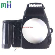 Mới Cho Nikon D810 Mặt Trước Ốp Lưng Vỏ (Không Có Tay Cầm Cao Su) Sửa Chữa Dự Phòng Một Phần