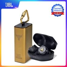 Jbl Ua Tuur Draadloze Flash Project Rock Bluetooth V4.2 Sport Oortelefoon IPX7 Waterdichte Tws Oordopjes Met Opladen Doos En Mic