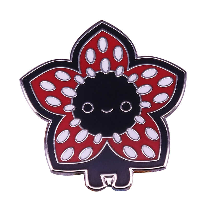 Kawaii Baby Demogorgon Revers Pin Super Leuke Denim Jassen Rugzak Decor