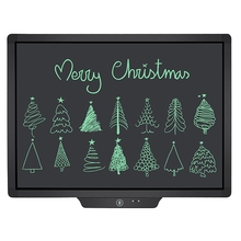 20 inch LCD Electronic Drawing Board for Children Writing Early Education Graffiti Drawing Small Blackboard