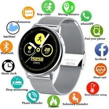 Smart Watch Men Full Touch Screen ECG IP68 Waterproof Pedometer Watches Heart Rate Monitor Blood Pressure Sport Smartwatch Women