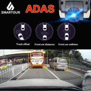 Smartour Front Camera DVR ADAS USB Camera Video Recorder for Android8.1 7.1 6.0 Car DVD GPS Navigation Radio DVD CAR Player 4.6