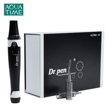 Dr Pen Ultima A7 Professional Microneedling Electric Derma Pen Micro Skin Needling Needle with 2 Pcs 12 Needle Cartridges